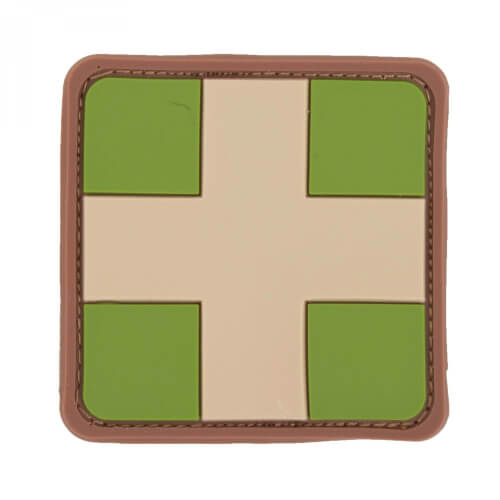 JTG RedCross Medic Patch, multicam