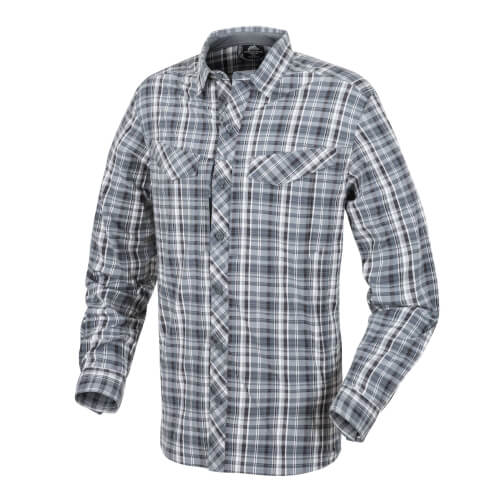 Helikon-Tex Defender Mk2 City Shirt - Stone Plaid
