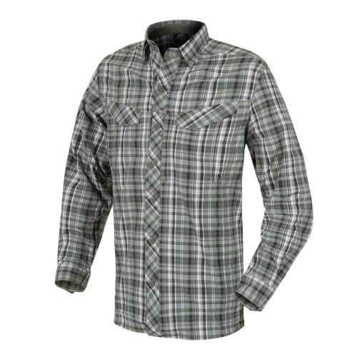 Helikon-Tex Defender Mk2 City Shirt - Pine Plaid