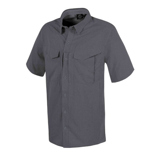 Helikon-Tex Defender Mk2 Ultralight Shirt Short Sleeve - Misty Blue