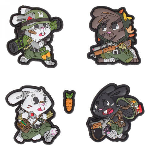 Tactical Bunny Hoperators Patch