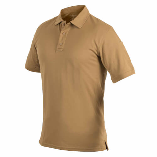 Helikon-Tex UTL Polo Shirt - TopCool Lite - Coyote