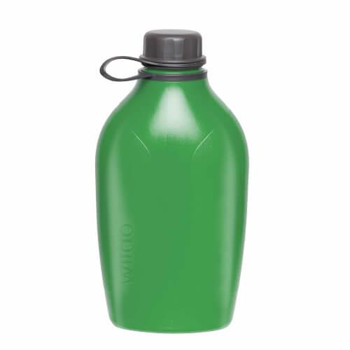 Wildo Explorer Green Bottle Trinkflasche (1 L) - Sugarcane (ID 4201)