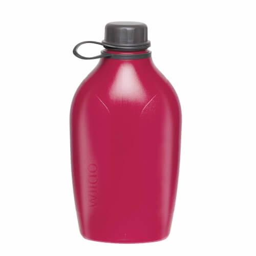 Wildo Explorer Green Bottle Trinkflasche (1 L) - Raspberry (ID 4202)