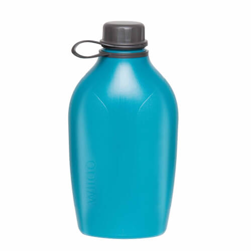 Wildo Explorer Green Bottle Trinkflasche (1 L) - Azure (ID 4203)