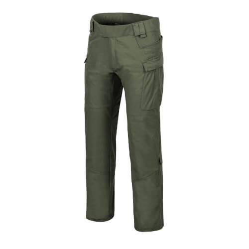 Helikon-Tex MBDU Uniformhose - NyCo Ripstop - Olive Green