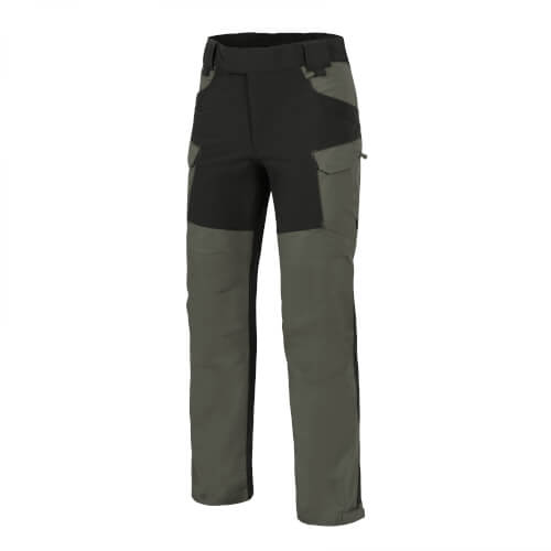 Helikon-Tex Hybrid Outback Pants Taiga Green / Black A
