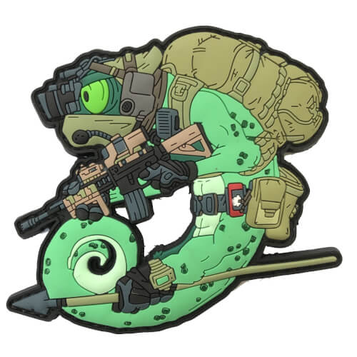 Mystic Warriors - SOF Tactical Chameleon - Operator NG Helikon