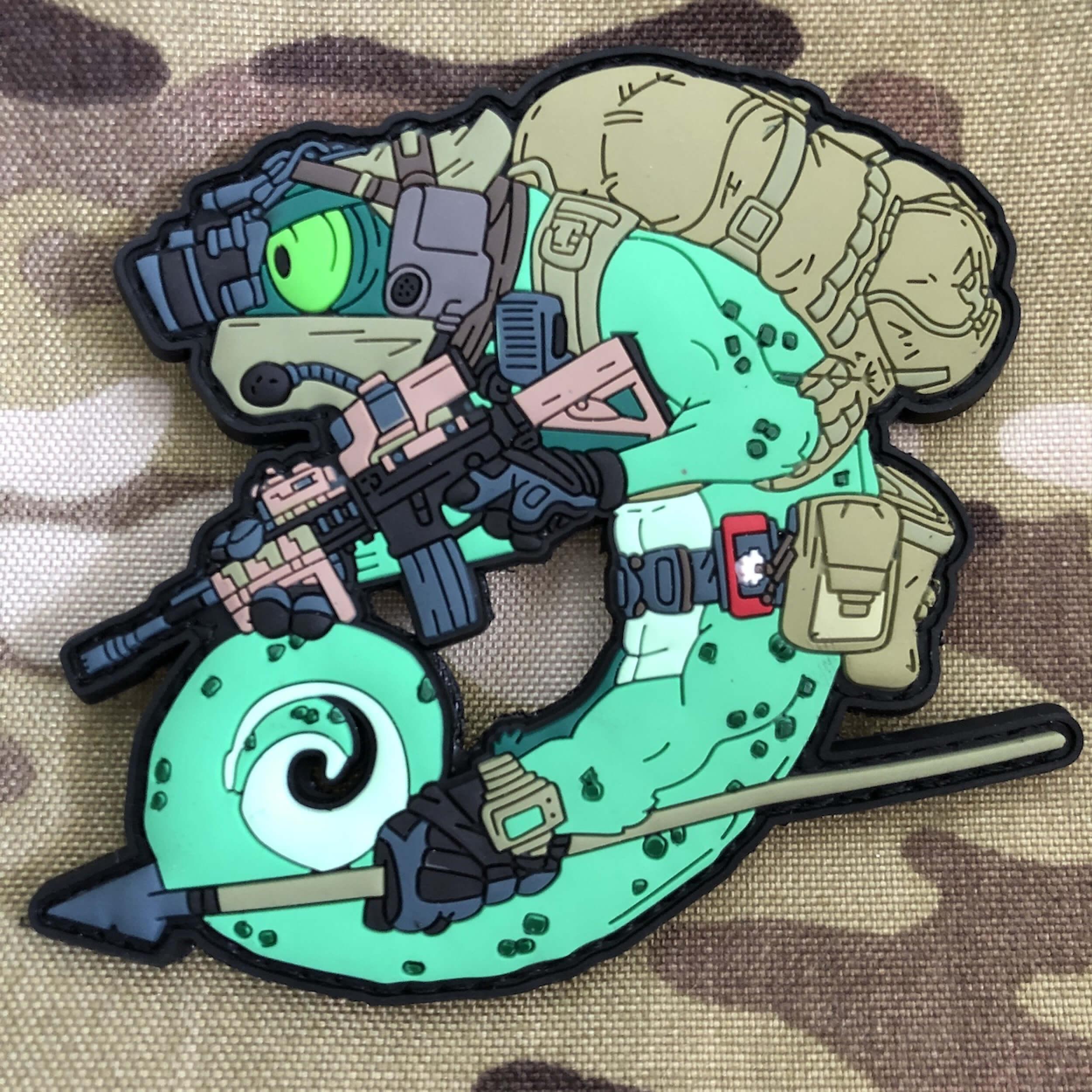 Mystic Warriors - SOF Tactical Chameleon - Operator NG Helikon