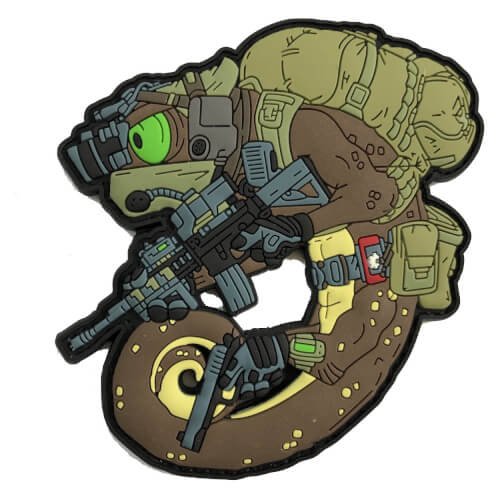 Tactical Chameleon Legion Desert Operator Patch
