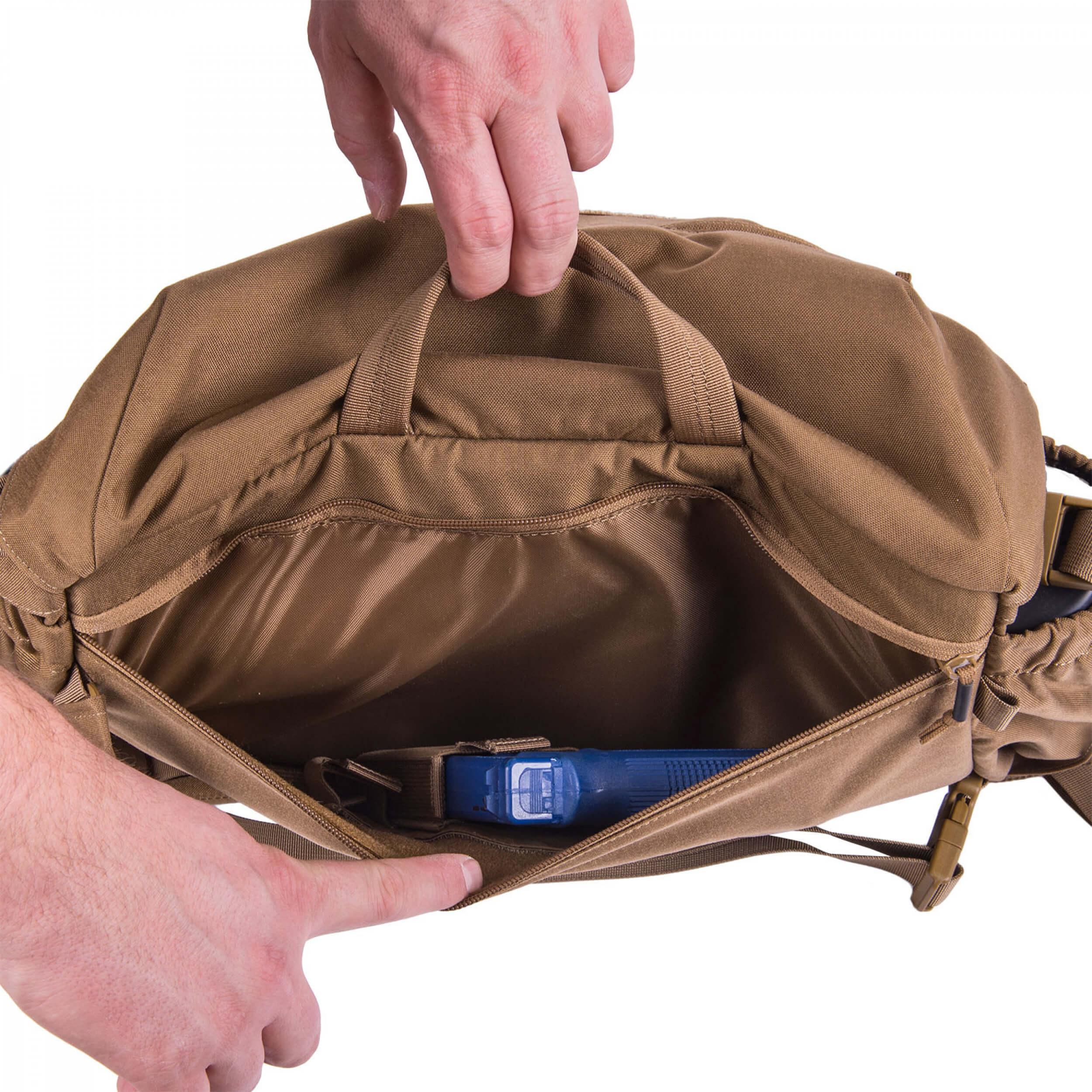 Helikon-Tex Urban COURIER Bag Medium -Cordura - Olive Green