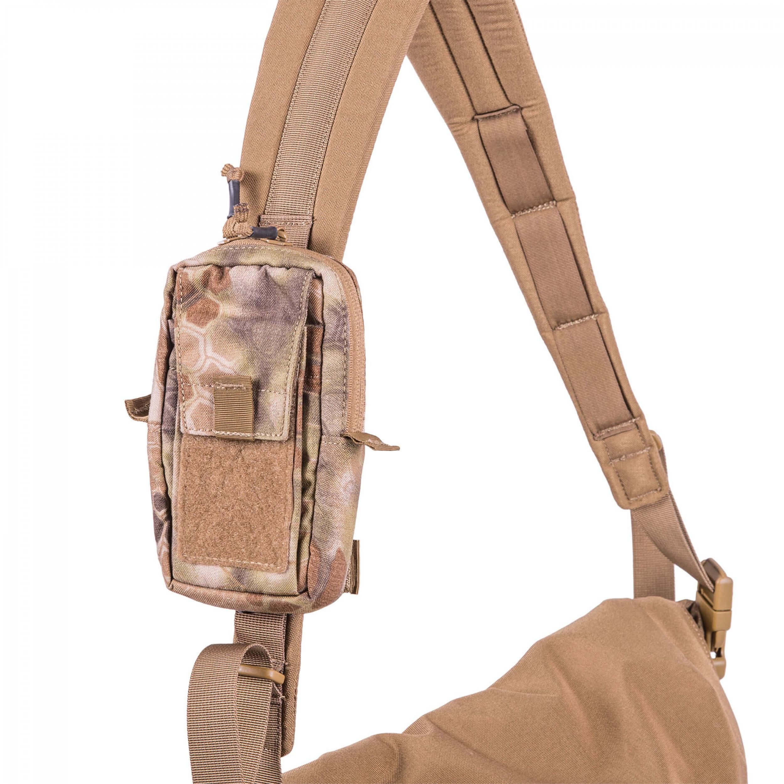 Helikon-Tex Urban COURIER BAG Large -Cordura- Adaptive Green / Coyote A
