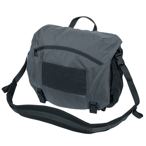Helikon-Tex Urban COURIER BAG Large - Cordura- Shadow Grey / Schwarz A