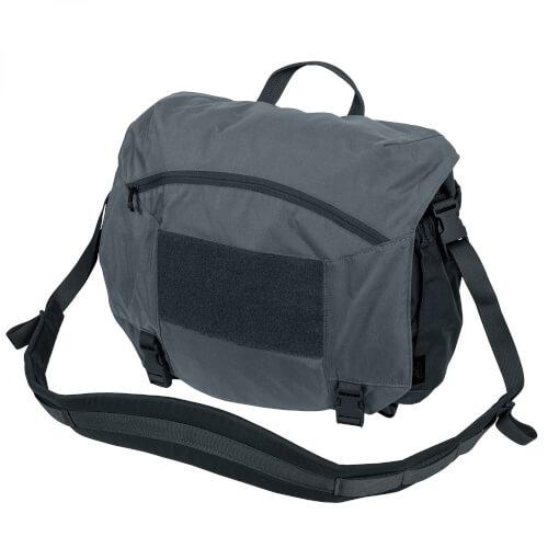 Helikon-Tex Urban COURIER BAG Large - Cordura- Shadow Grey / Schwarz A