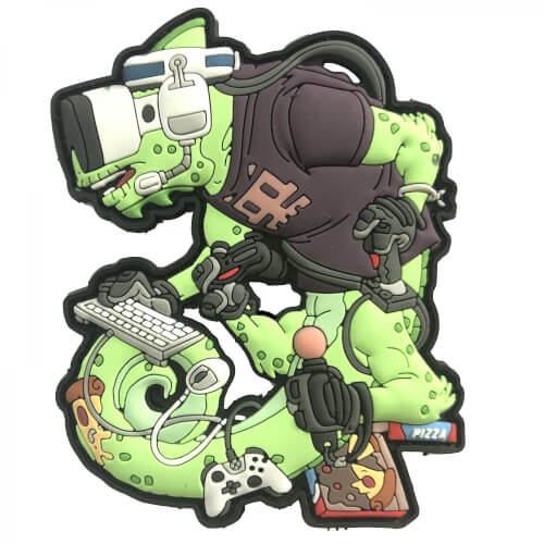 Tactical Chameleon Legion Gamer Operator Patch