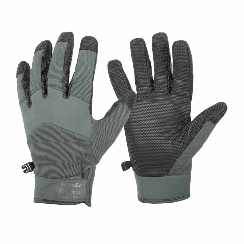 Helikon-Tex Impact Duty Winter Mk2 Gloves Handschuhe - Shadow Grey / Schwarz