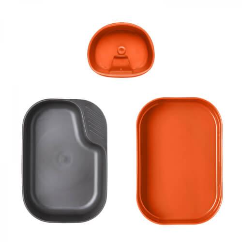 Wildo CAMP-A-BOX Basic - Orange / Grey A (ID W30262)