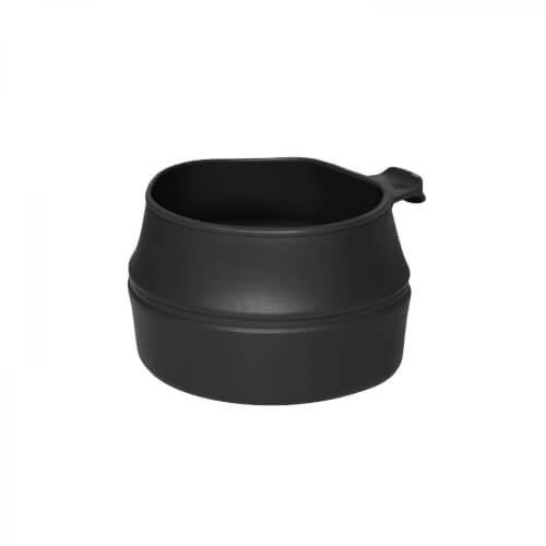 Wildo FOLD-A-CUP Small - TPE - Schwarz (ID 1001)