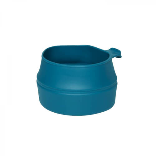 Wildo FOLD-A-CUP Small Green - TPE - Azure (ID 1103)
