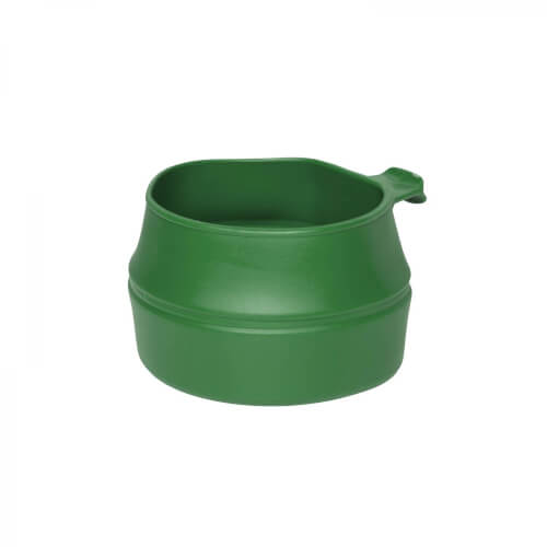 Wildo FOLD-A-CUP Small Green - TPE - Sugarcane (ID 1101)