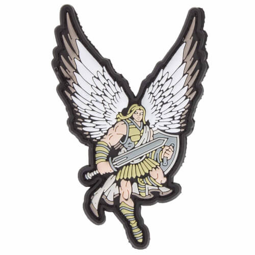 Archangel Michael Religion Angel - Patch