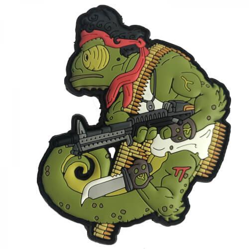 Chameleon Legion Veteran John R. Soldat Marine Patch
