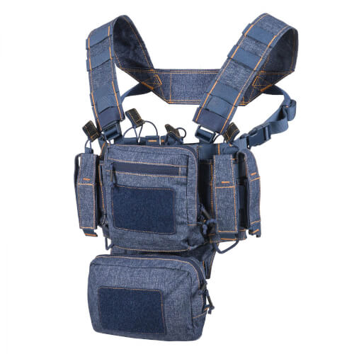 Helikon-Tex Training Mini Rig (TMR) - Nylon - Melange Blue