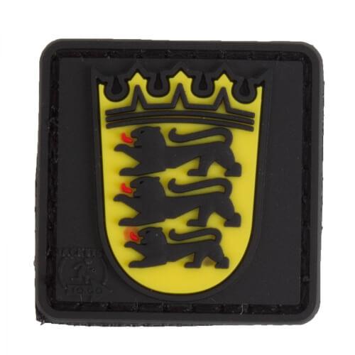 JTG Wappen Baden-Württemberg - 30mm 3D Rubber Patch
