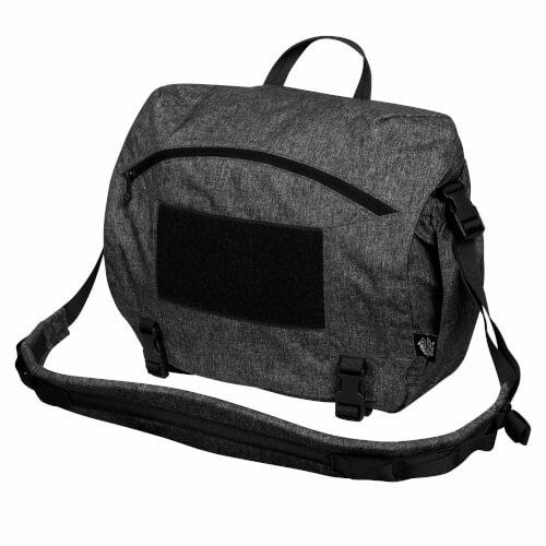 Helikon-Tex Urban COURIER BAG Large -Nylon- Melange Black-Grey