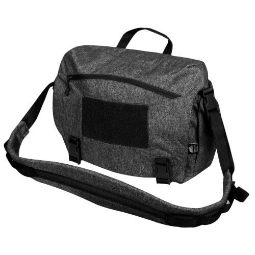 Helikon-Tex Urban COURIER Bag Medium -Nylon- Melange Black-Grey