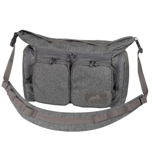 Helikon-Tex Wombat Mk2 Schultertasche - Nylon - Melange Grey