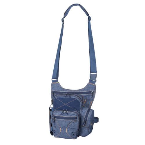 Helikon-Tex EDC Side Bag - Melange Blue