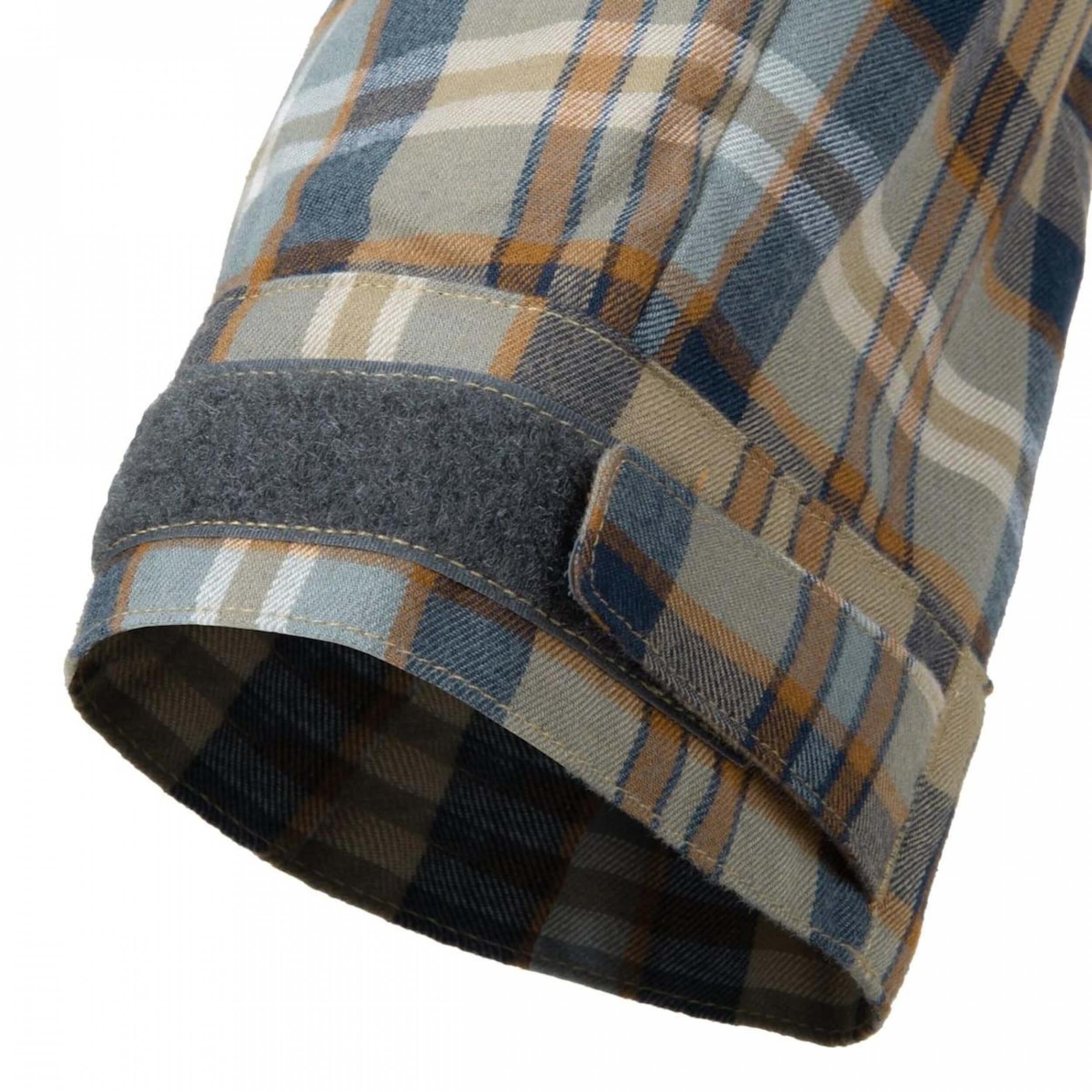 Helikon-Tex MBDU Flannel Shirt Ruby Plaid Tactical Outdoor Freizeit Hemd