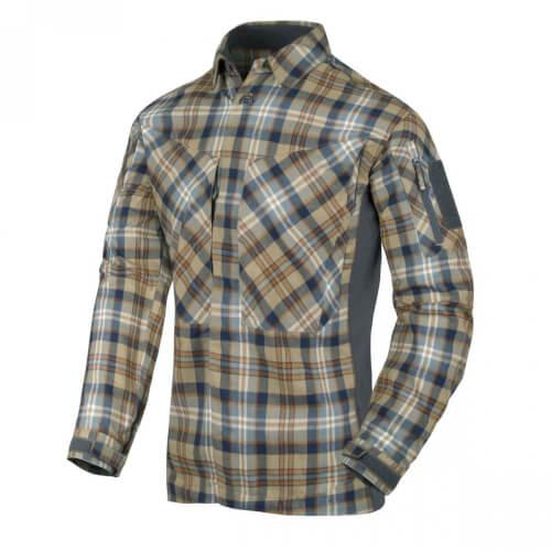 Helikon-Tex MBDU Flannel Shirt® - Ginger Plaid