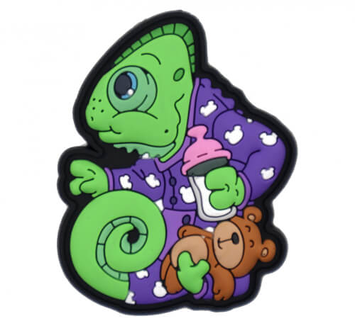 Chameleon Legion Baby Cham Toddler Patch