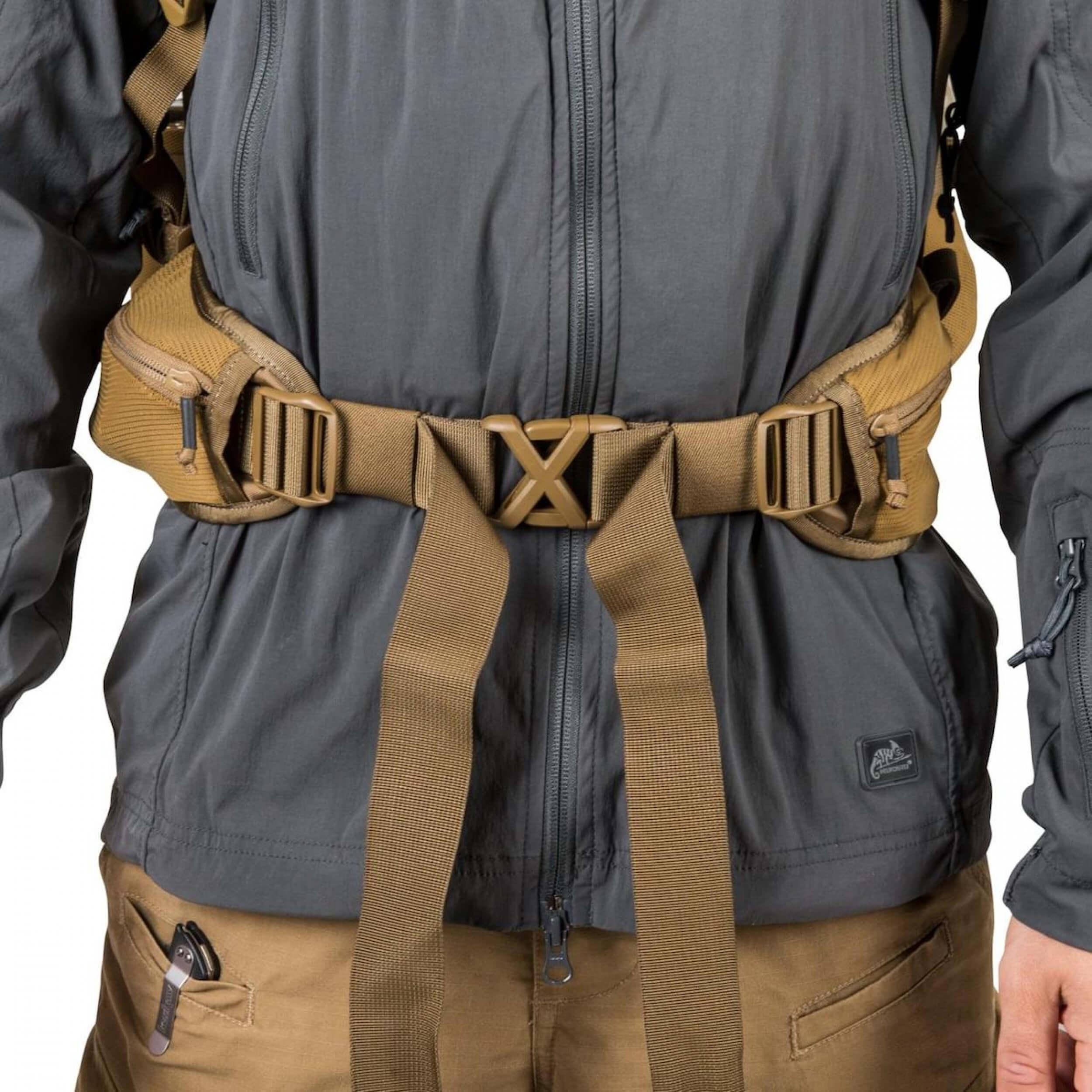 Helikon-Tex Summit Backpack -Cordura- Schwarz