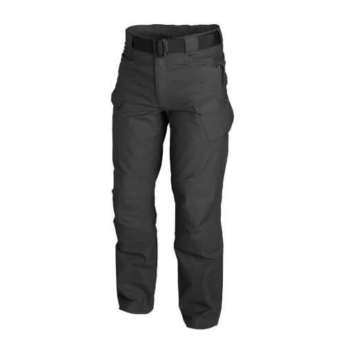 Helikon-Tex URBAN TACTICAL PANTS -POLYCOTTON RIPSTOP- Schwarz