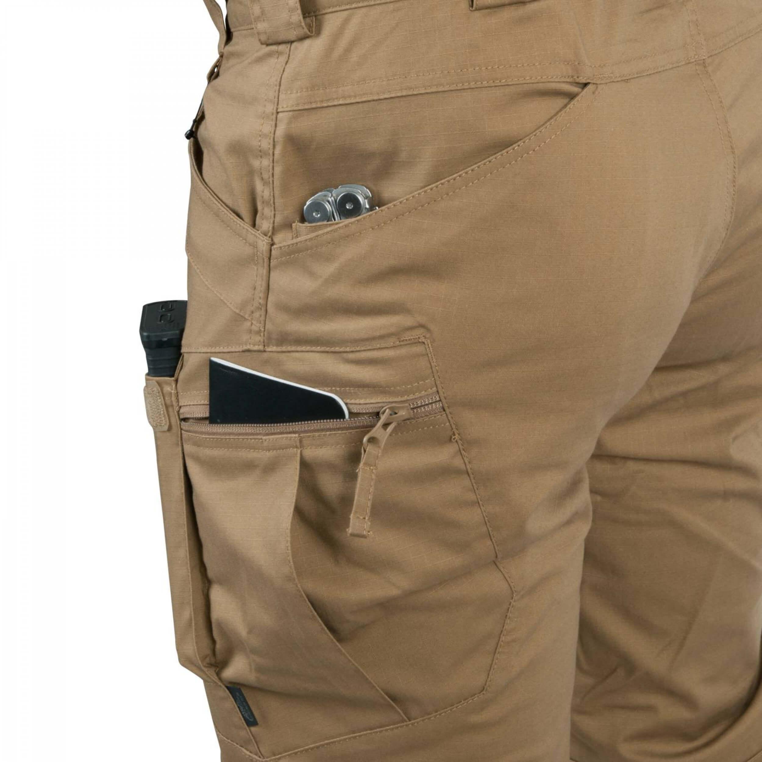 Helikon-Tex Urban Tactical Pants Ripstop Shadow Grey