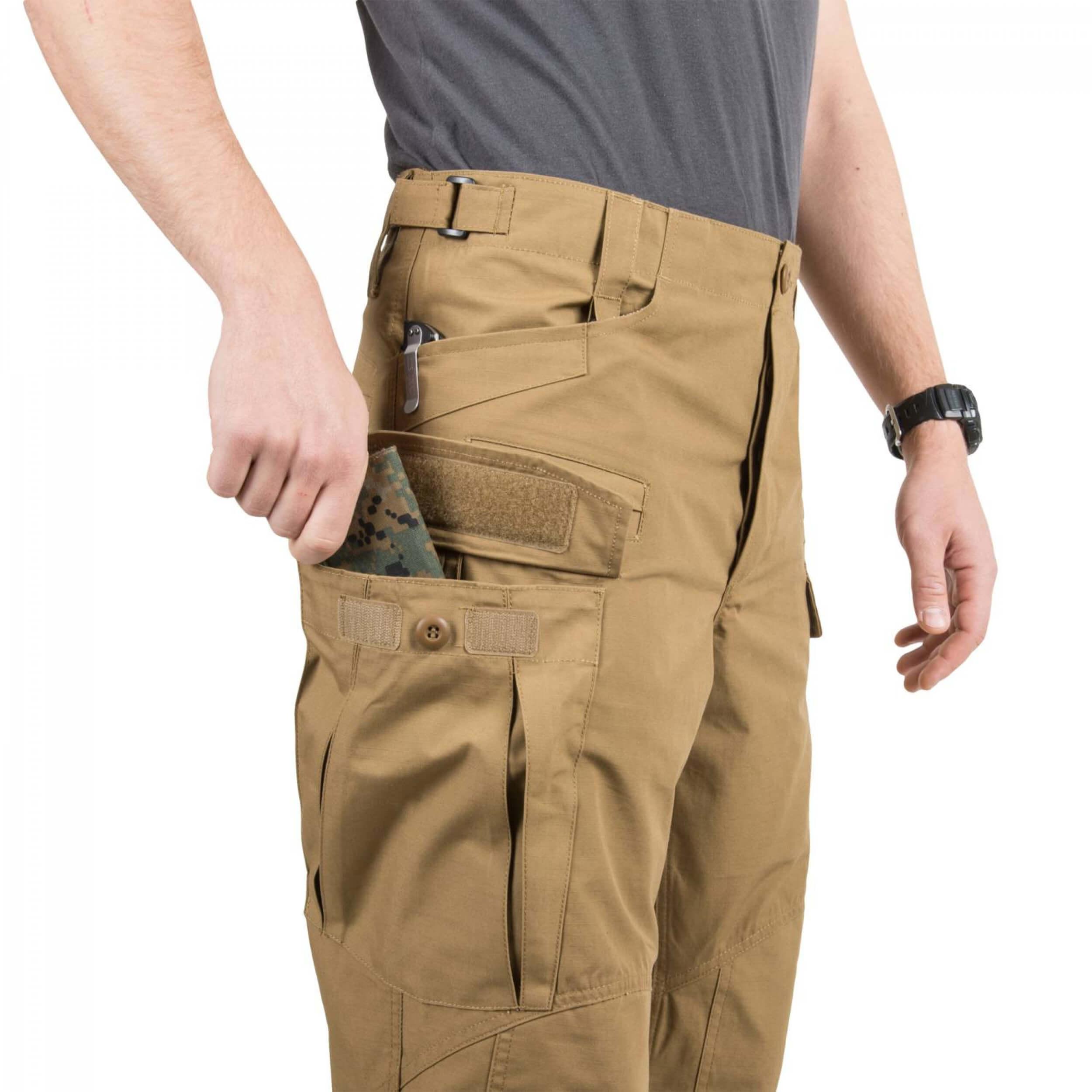 Helikon-Tex SFU Next Pants -PolyCotton Ripstop- Olive Green