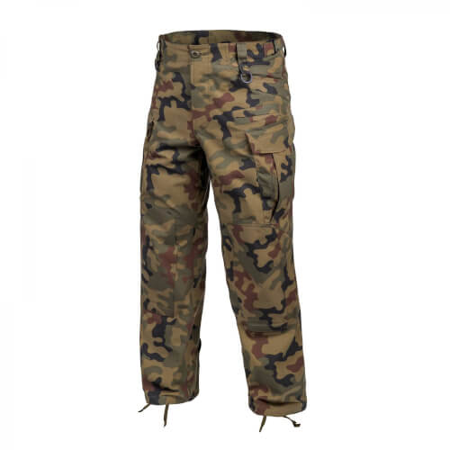 Helikon-Tex SFU Next Pants -PolyCotton Ripstop- PL Woodland