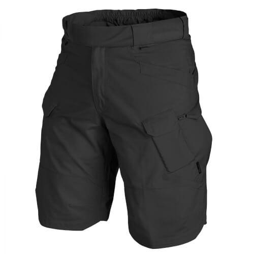 Helikon-Tex Urban Tactical Shorts® 11'' - PolyCotton Ripstop - Schwarz