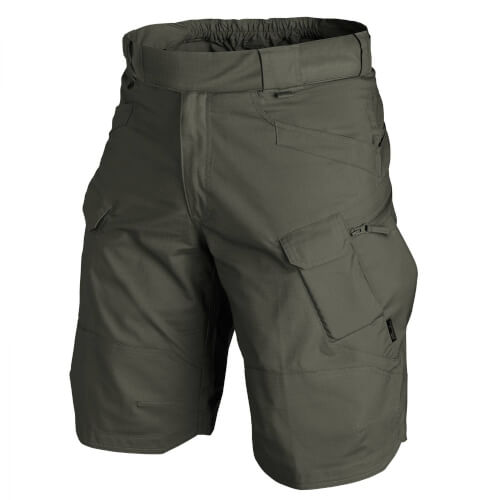Helikon-Tex Urban Tactical Shorts® 11'' - PolyCotton Ripstop - Taiga Green