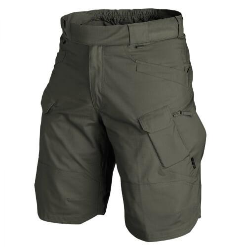 Helikon-Tex Urban Tactical Shorts® 11'' - PolyCotton Ripstop - Taiga Green