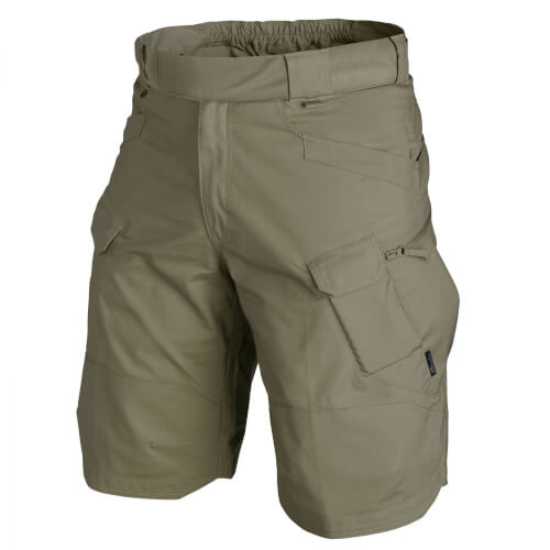 Helikon-Tex Urban Tactical Shorts® 11'' - PolyCotton Ripstop - Adaptive Green