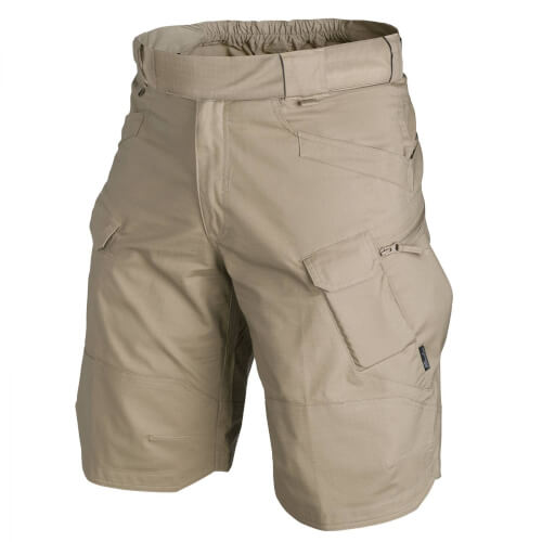 Helikon-Tex Urban Tactical Shorts® 11'' - PolyCotton Ripstop - Khaki