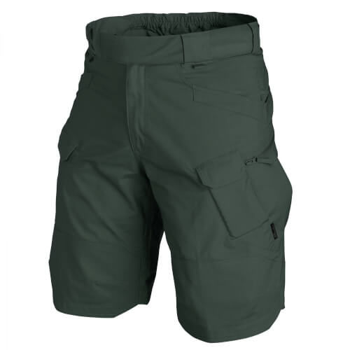 Helikon-Tex Urban Tactical Shorts® 11'' - PolyCotton Ripstop - Jungle Green