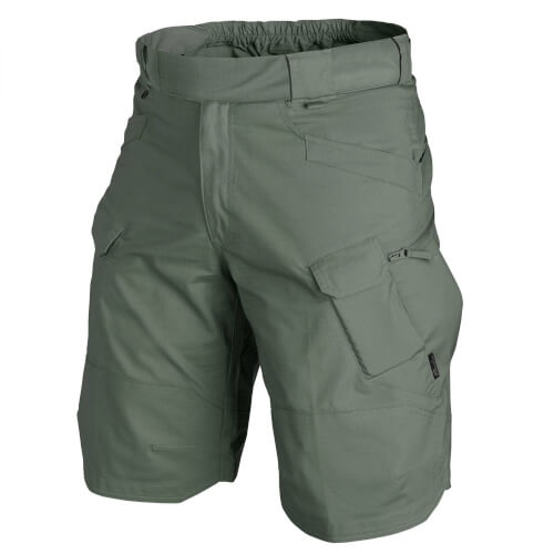 Helikon-Tex Urban Tactical Shorts 11'' - PolyCotton Ripstop - Olive Drap
