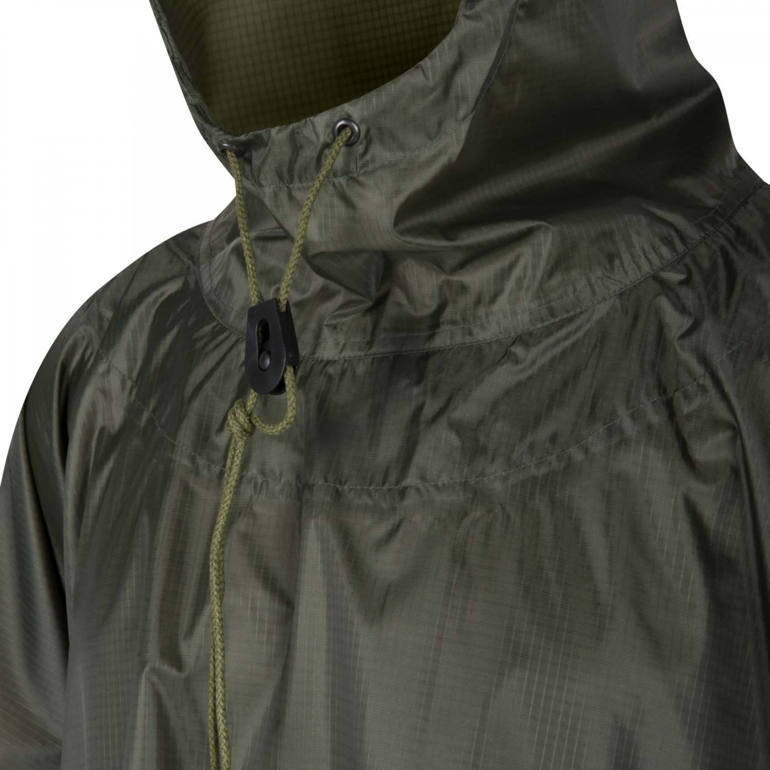 Helikon-Tex Regen Poncho U.S. Model US Woodland