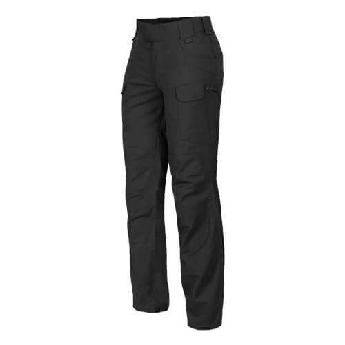 Helikon-Tex Womens UTP Urban Tactical Pants - PolyCotton Ripstop - Schwarz