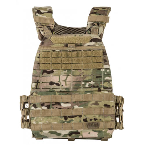 5.11 Tactical TacTec Plate Carrier Plattenträger Multicam